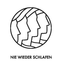 Nie Wieder Schlafen Logo